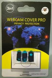 Set of 3 Webcam Covers