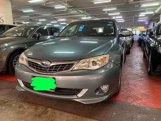 Subaru Impreza 1.5a 5 Door
