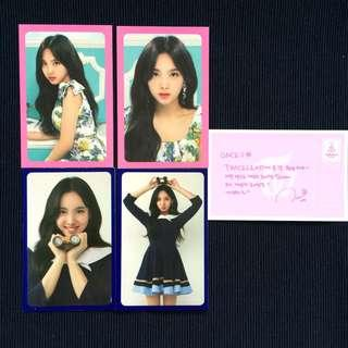🚚 Twice Twiceland Fantasy Park Official Photocard Nayeon