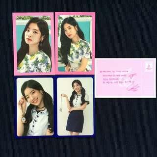 🚚 Twice Twiceland Fantasy Park Official Photocard Dahyun