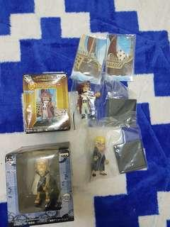 One piece roger n rayleigh set
