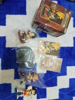 One piece ace and luffy set