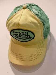 街頭風格VonDutch網帽