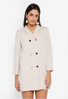 [RENTAL DRESS] Preen & Proper Blazer Dress