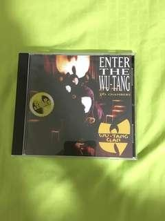 Wu-Tang Clan 36 Chambers CD
