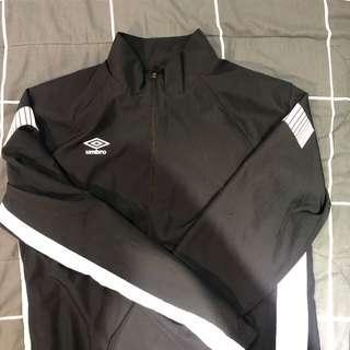 Umbro Track Jacket Black SIZE L