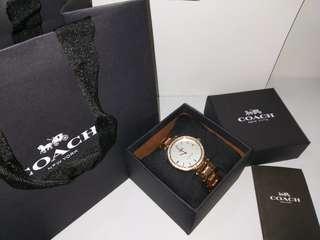 Coach Original jam tangan