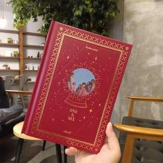 Apink notebook diary