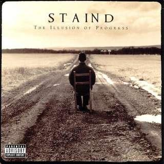 🚚 STAIND - THE ILLUSION OF PROGRESS