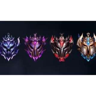 [Rank Boost] League of Legends Elo Boost