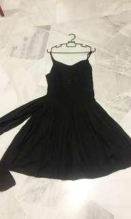Plain Black Dress #MMAR18