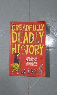 *USED* Dreadfully Deadly History
