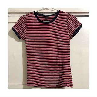 Forever 21 Stripe Shirt