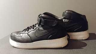 🚚 Genuine Leather Nike Air Force 1