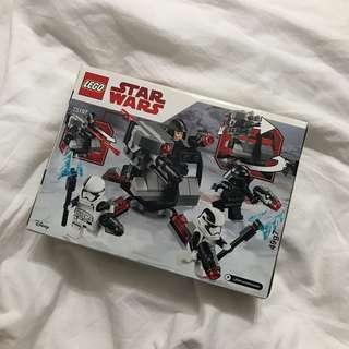 [sealed] star wars lego