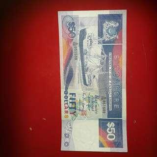🚚 Ship Series bank note