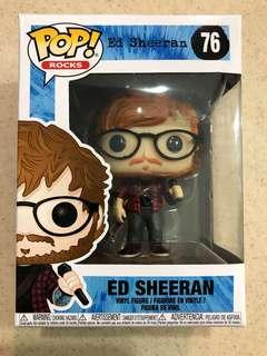 Pop! Rocks Ed Sheeran Vinyl Figure #76