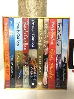 Paolo Coelho Book Set