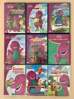 🚚 Barney DVD / FREE Mailing