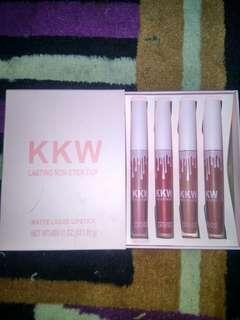 Take all Lipcream KKW / kylie kkw lipstik matte