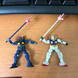 Gundam Collection Vol.5 高達 普通+泰坦斯 初回限定版 ( RX-78-2  )