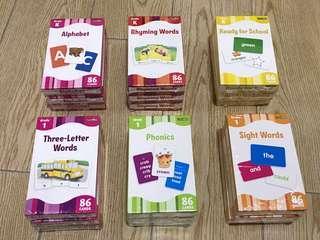 🚚 Flash Cards - English
