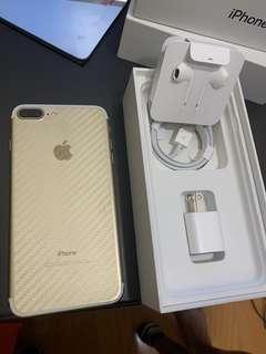 🚚 二手 IPHONE7 PLUS 128G(金)