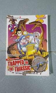 *USED* Trapped in the Triassic ( X-Venture )