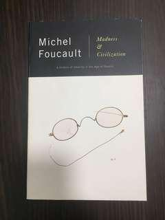 🚚 Michel Foucault, Madness & Civilization