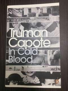 🚚 Truman Capote, In Cold Blood