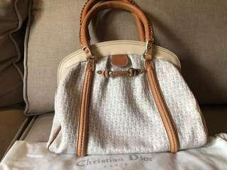 Preloved christian dior bag authentic