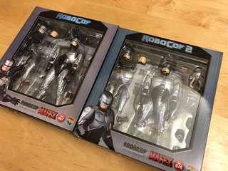 全新Medicom Mafex Robocop 1 & 2