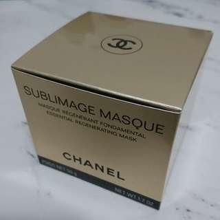 Chanel Sublimage Masque Essential Regenerating Mask 全效再生精華面膜