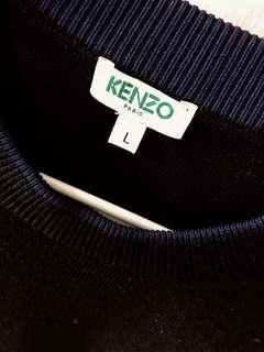 🌟New Season KENZO tiger logo sweater