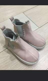 H&M Pink pastel Boots cute