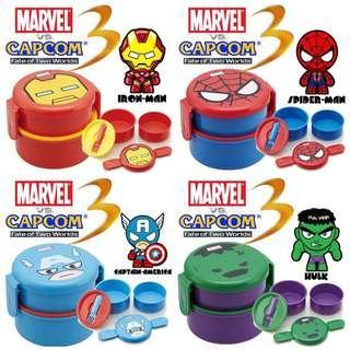 即訂:日本製Marvel幼童便當盒