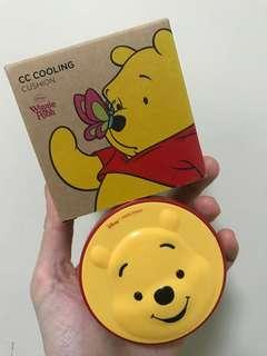 Winnie the Pooh Cushion 自然色