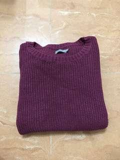 6ixty 8ight 68 sweater 冷衫