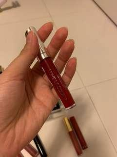 BH COSMETICS luxe lacquer in shade red velvet