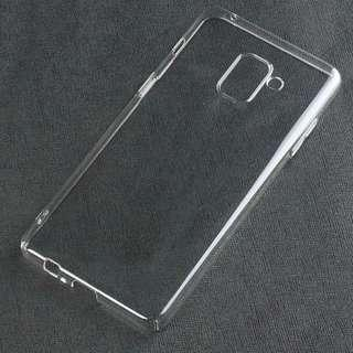Samsung A8 2018 Clear Transparent Casing