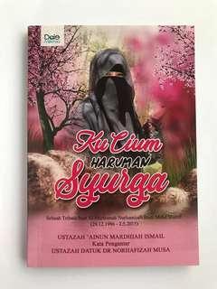 Buku motivasi ku cium haruman syurga