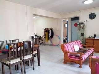 5rm flat at Blk 734 Woodlands, High Floor, Corner