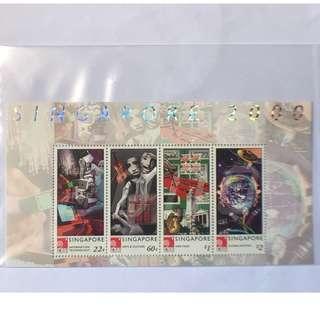 新加坡 2000年 郵票 Singapore Stamps