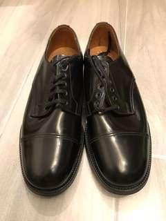 英政府時期紀律部隊山打幫辦鞋