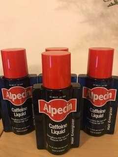 Alpecin 咖啡因 頭髪液 (預防脫髪)
