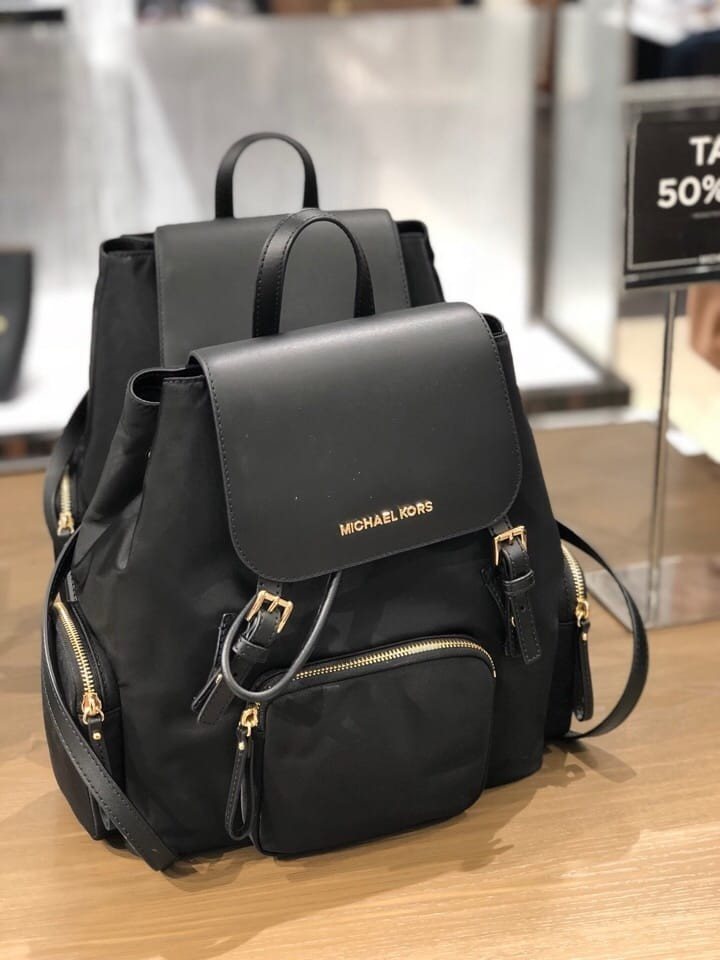 83f06cb76e48 355 LIMITED STOCKS ONLY! Michael Kors Aubrey Large Cargo Backpack ...