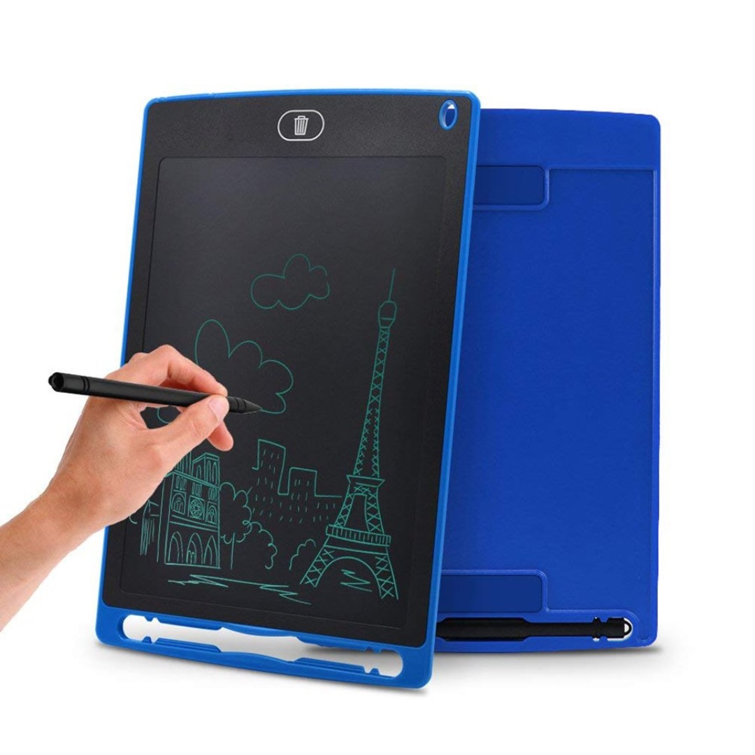 85 Inch Writing Pad Blue Red Black Kids Learning
