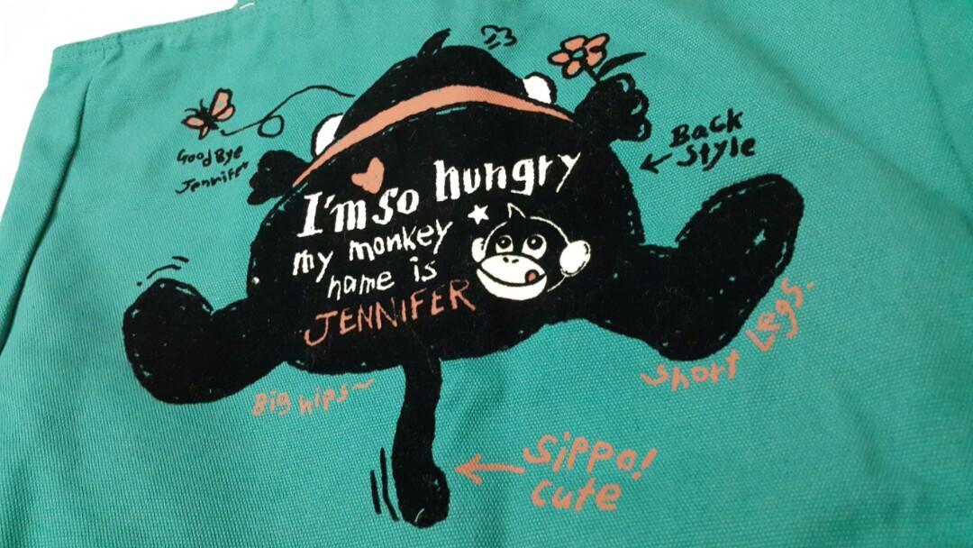 全新日本品牌可愛布袋 (購於日本)