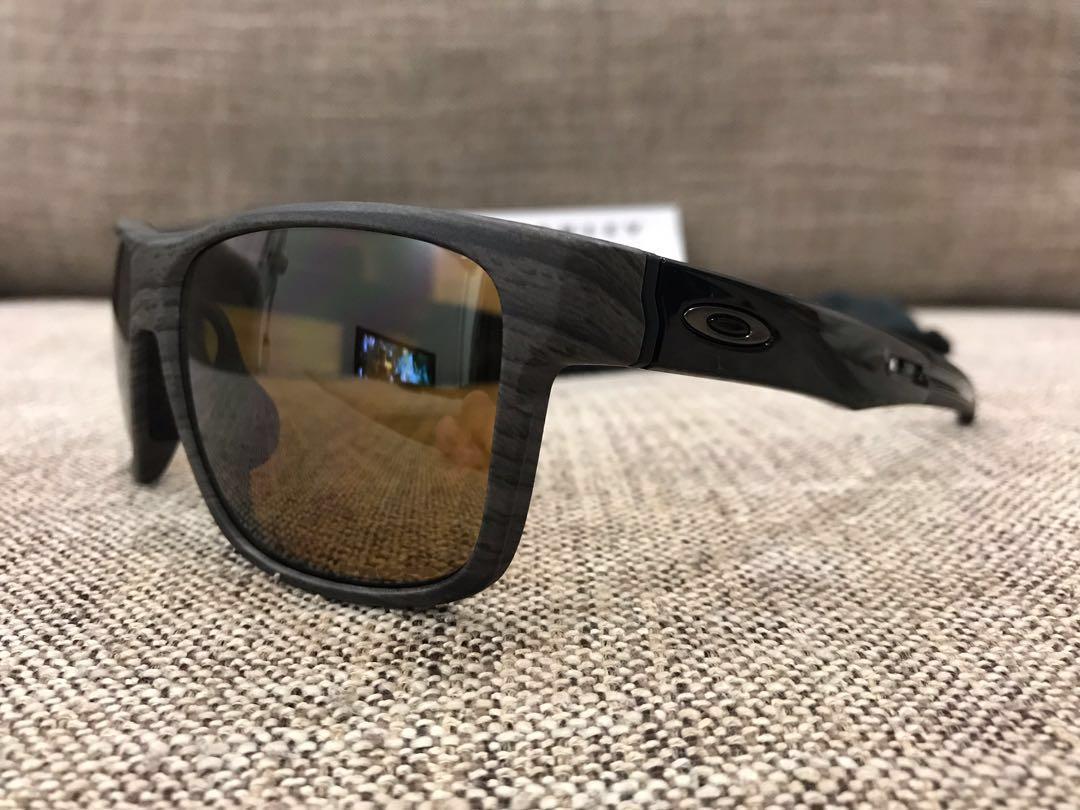 bd42ee7243f 🔴 Oakley™ CROSSRANGE Asian Fit (Woodgrain Prizm Tungsten Polarized)
