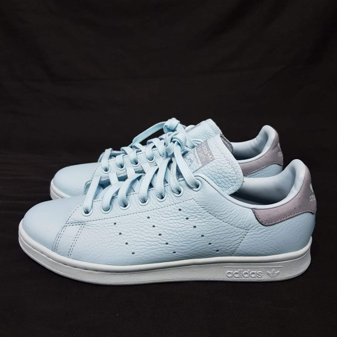 best service 75989 e2ea2 Adidas Stan Smith Iceblue Original